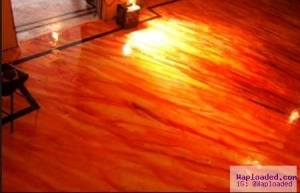 Horror! Read How Homemade Floor Polish Killed a Mother and Her Two Children in Their House